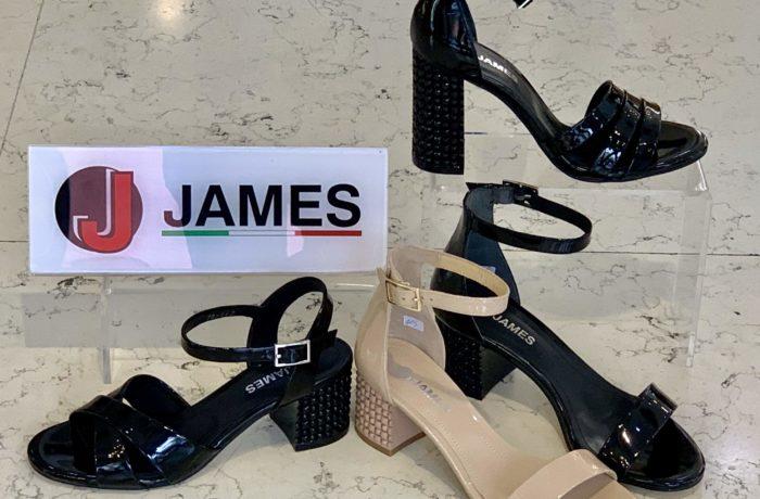 Collezione Donna James 2019